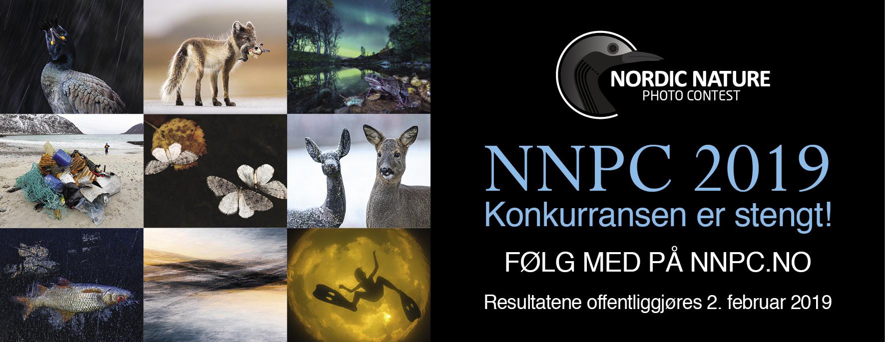 NNPC 2019 - stengt